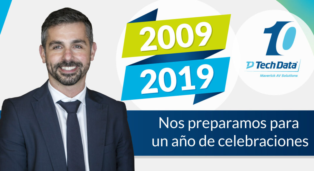 Maverick - cumple - 10 - años - TPVnews - Aniversario - Madrid - España
