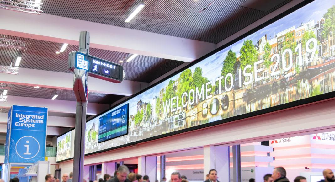 Señalización digital - TPVNews - ISE 2019 - Madrid España