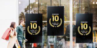 Digital Signage - TPVNews - Samsung - 10º Aniversario - Madrid España