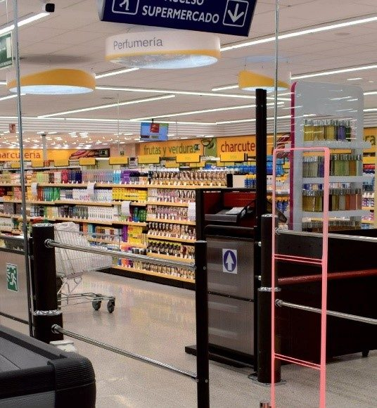 Soluciones antihurto - TPVNews - checkpoint - Ahorramas