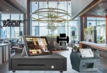 Airprint - impresora - Star Micronics - TPVNews - Punto de Venta - Madrid España