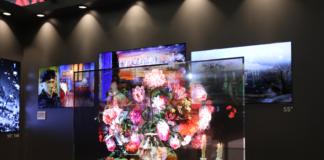 Pantalla - Transparente - OLED - TPVnews - LG - Retail - Lujo