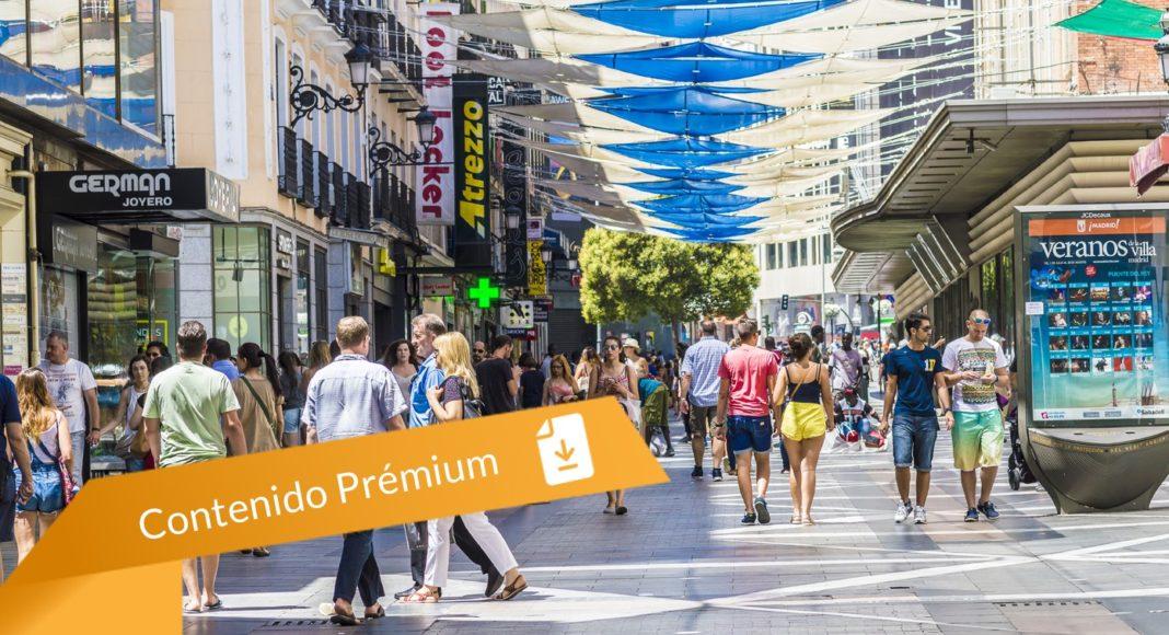 Retail Fisico en España - Estudio GFK - TPVnews - Madrid España