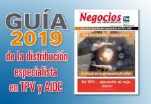 Guía de la distribución especialista en TPV 2019- TPVnews - AIDC - Negocios en Informática -