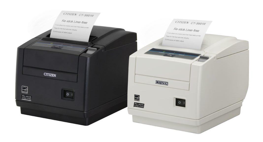 Impresoras de etiquetas - Citizen - TPVnews