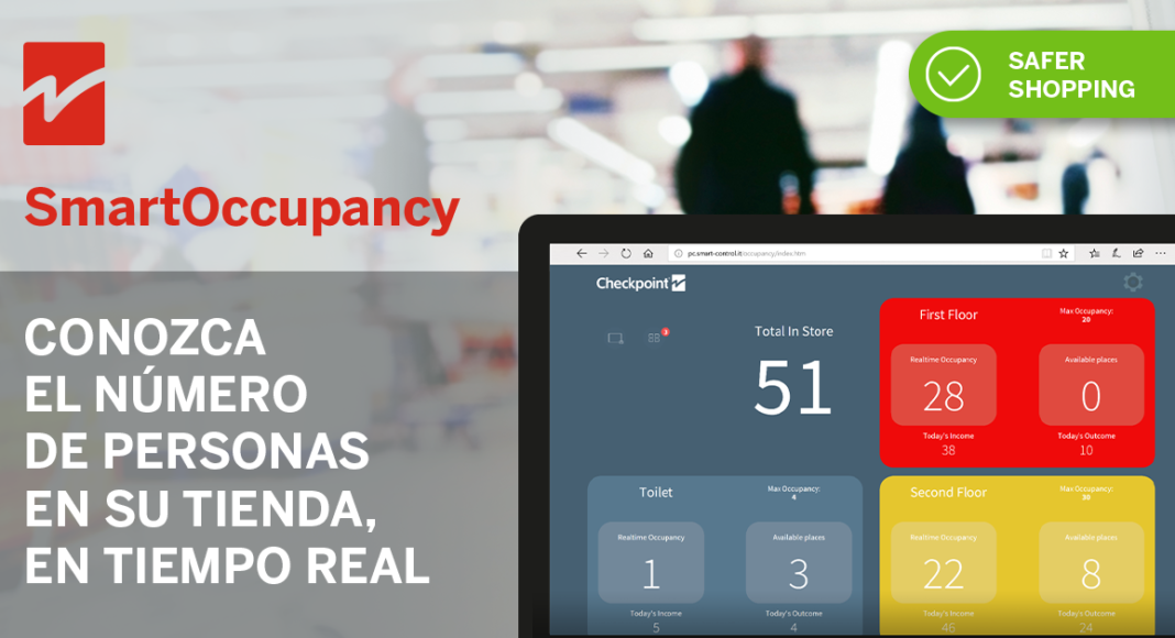 SmartOccupancy - Checkpoint - TPVnews- control de aforo