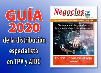 TPV - Guia 2020 - Distribución Especialista en TPV y AIDC- TPVnews - Negocios - TAI Editorial - España
