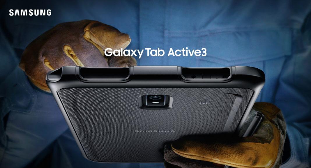 Galaxy Tab Active3 - Samsung - TPVnews - Tai Editorial - España
