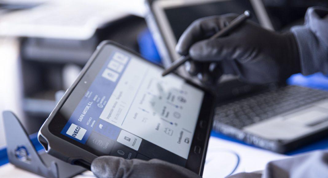 IVECO-Samsung - TPVnews - dispositivos móviles - Tai Editorial - España