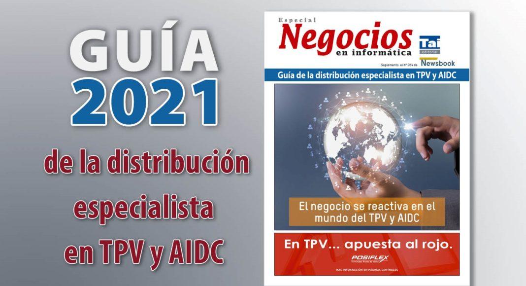Guía de la distribución especialista 2021- TPVnews - TPV - AIDC - TAI Editorial - España