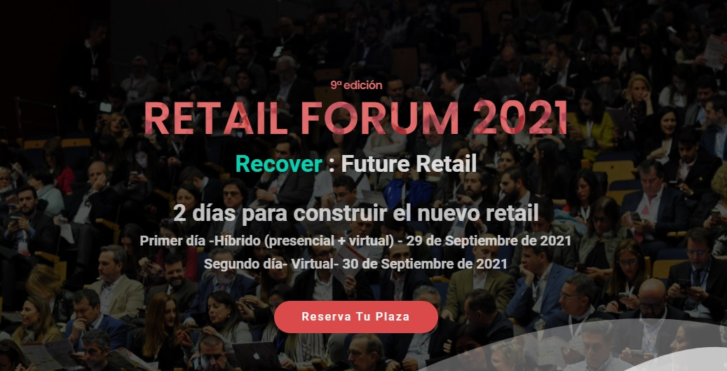 Retail Forum - TPVnews - Evento 2021 - Tai Editorial - España
